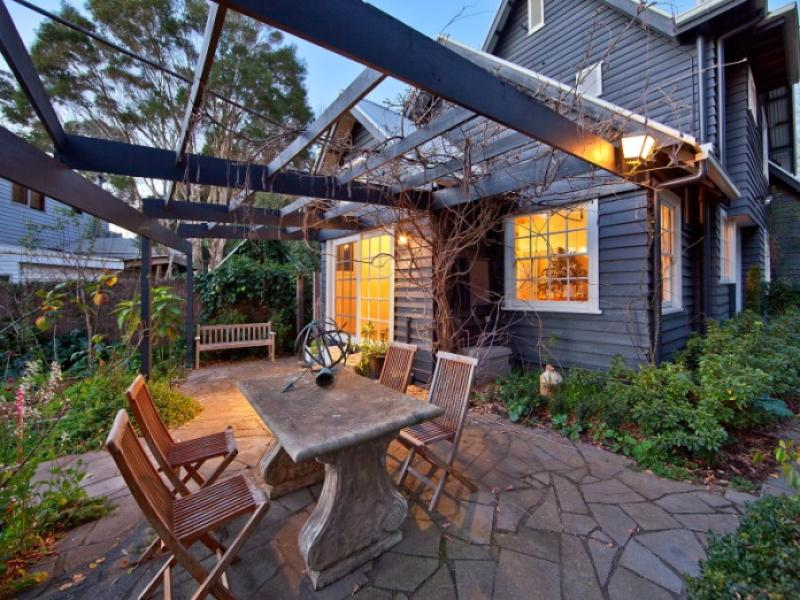 Moda idee per giardino di casa wd37 pineglen - Idee giardino casa ...