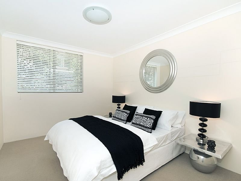 Grey bedroom design idea from a real Australian home - Bedroom photo 382370