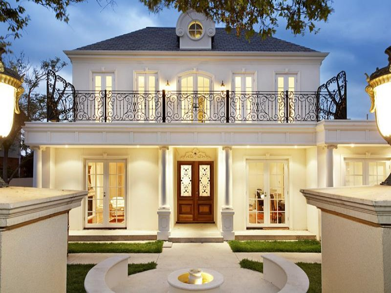 Country House Facade Design House Exterior From Real Australian Home House Facade Photo 479297