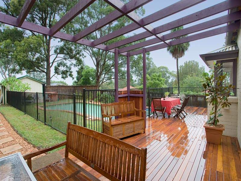 Outdoor Living Design With Pergola From A Real Australian