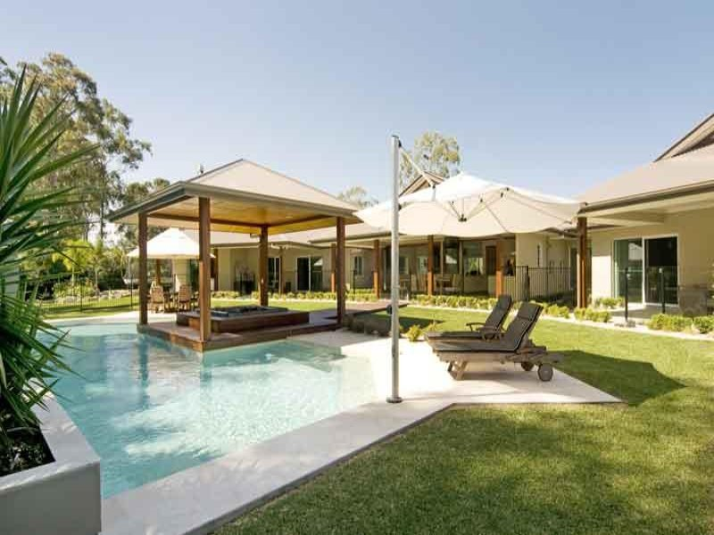 Photo Of Swimming Pool From A Real Australian House Pool Photo 385182