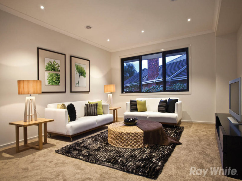 Photo of a living room idea from a real australian house for Living room ideas australia