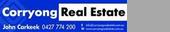 Corryong Real Estate - CORRYONG