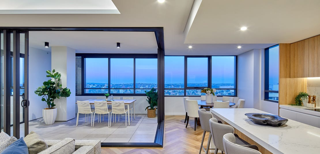 Vantage Residences Apartment at 229 Miller Street, North ...