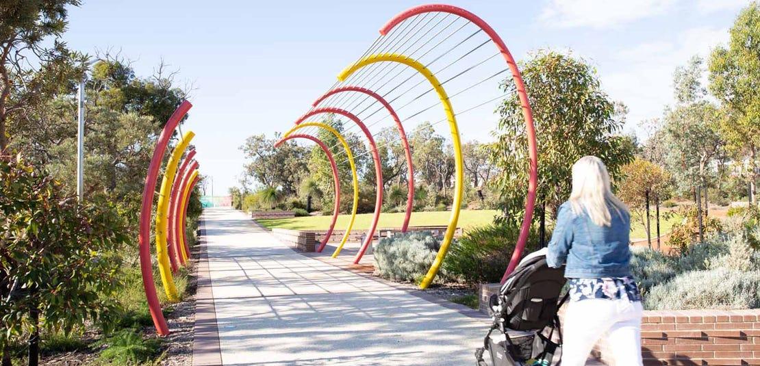 Irvine Parade, Hammond Park, WA 6164