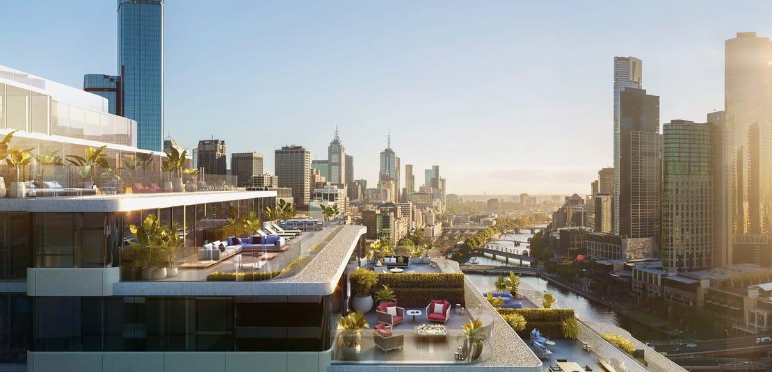 7 Spencer Street Melbourne Vic 3000