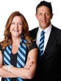 Tracy Garbes & Jason Hapeta