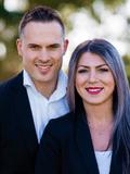 Lucas Petrovich and Samra Zizak