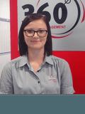 Tahleah Kaddatz, 360 Property Management - Mackay