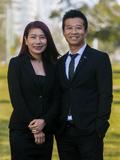 Sam Guo and Julia Kuo, Ray White Broadbeach - BROADBEACH