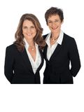 Liz Sharpe and Lisa Parker, Property Partners GC - Gold Coast