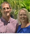 Belinda and Jason, Remax Cairns -