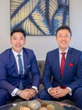 Simon Au & Lewis Yap
