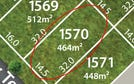 Lot 1570, Parkway Terrace, Mango Hill, Qld 4509