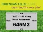 Lot 1 Army Road, Pakenham, Vic 3810