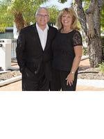 Peter Spiga & Marnie Walker