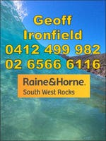 Geoff Ironfield