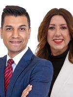 Saurabh Kaushik & Tania D'Antonio