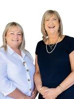 Marg Cochrane & Cherie Carlson