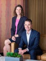 Mark & Cathy Worthington