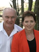 Maurice and Nicole Ellis
