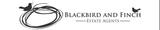 Blackbird and Finch