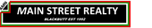 Main Street Realty - BLACKBUTT