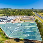 Lots 2-4, 1 Taylor Court, Cooroy, Qld 4563