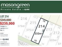 Lot 214, Donnelly Street, Piara Waters, WA 6112