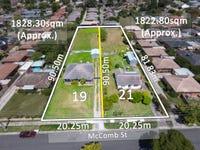 19 & 21 McCOMB STREET, Lilydale, Vic 3140