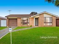38 Aminta Crescent, Hassall Grove, NSW 2761