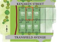Lot 505, Kenakan Street, Edgeworth, NSW 2285