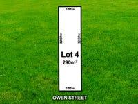 Lot 1-4 Owen St, Woodville North, SA 5012
