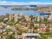 2/16 Yarranabbe Road, Darling Point, NSW 2027