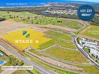 Lot 223 - Rainbow Beach Estate, Lake Cathie, NSW 2445