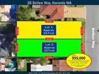 28 Bellew Way, Noranda, WA 6062
