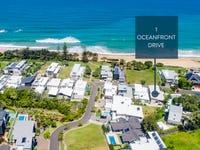 1 Oceanfront Drive, Sapphire Beach, NSW 2450