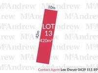 Lot 13, Henderson Street, Redbank, Qld 4301