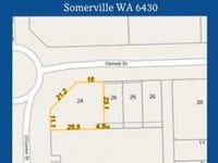 24 Osmetti Drive, Somerville, WA 6430