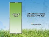 106 Debonair Parade, Craigieburn, Vic 3064