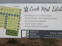 Lot 48, Creek Mist Estate, Wangaratta, Vic 3677