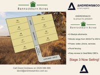 Lot 54, Bannockburn Acres, Bannockburn, Vic 3331