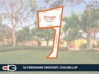 3A Ferdinand Crescent, Coolbellup, WA 6163
