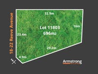 Lot 11803, 18-22 Reeve Avenue, Armstrong Creek, Vic 3217
