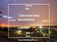 7 Crestview Drive, Beaconsfield, Vic 3807