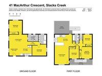 41 Macarthur Crescent, Slacks Creek, Qld 4127