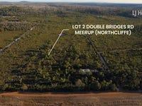 Lot 2 Double Bridges Road (Meerup), Northcliffe, WA 6262