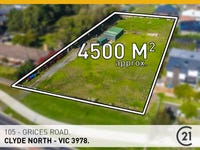 105 Grices Road, Clyde North, Vic 3978