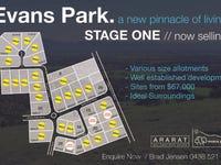 Lot 13, Evans Park, Ararat, Vic 3377