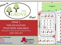 Lot 39 The Grove Street, Capel, WA 6271